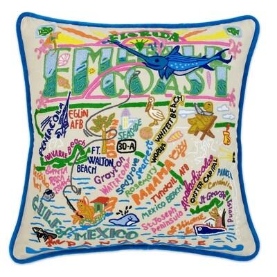 Emerald Coast pillow
