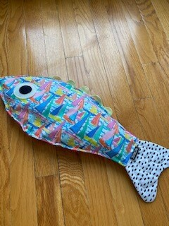 Sail Away little fish-SOLD OUT