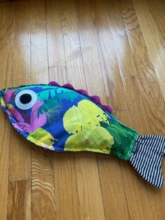 Dreamer little fish-sold out