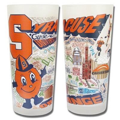 Syracuse University glasses
