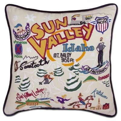 Sun Valley pillow