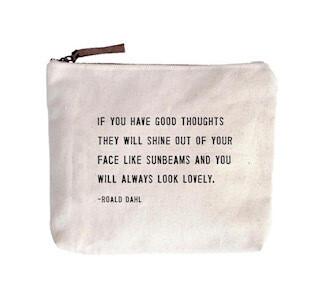 Roald Dahl Canvas Bag