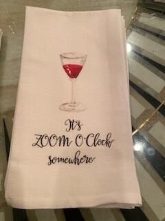 It's zoom o'clock somewhere
