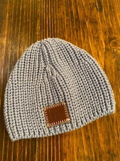 baby blue Love your Melon baby hat-SOLD OUT