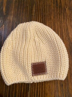 natural white baby Love Your Melon hat-Sold OUT
