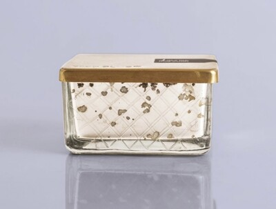 Jewel box mercury candle