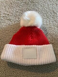 Love Your Melon Santa hat
