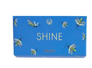 Shine soap