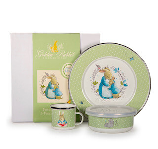 Peter Rabbit bunny set