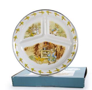 Peter Rabbit Toddler plate