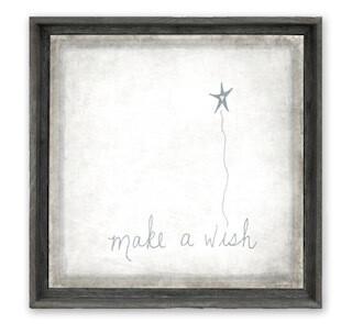 "Make a wish 8"" x 8"""
