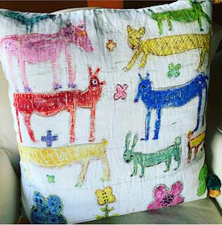 Animal Farm pillow