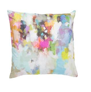 Indigo Girl square pillow