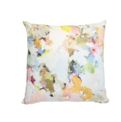 Sea brilliance square pillow