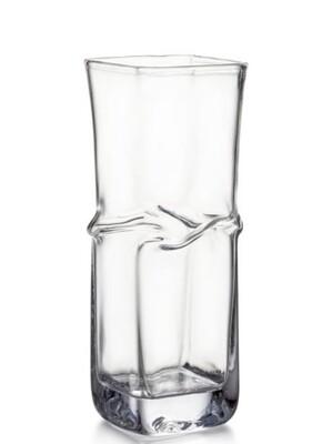 Simon Pearce Woodbury Twist vase medium