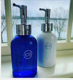 Capri Blue volcano hand wash and lotion set