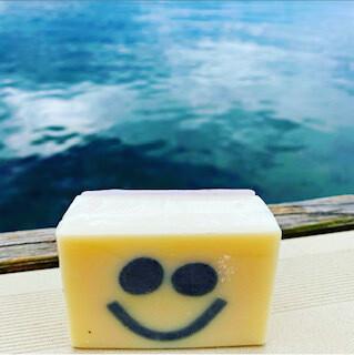 Smile soap