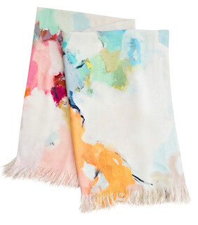 Splash of beauty blanket