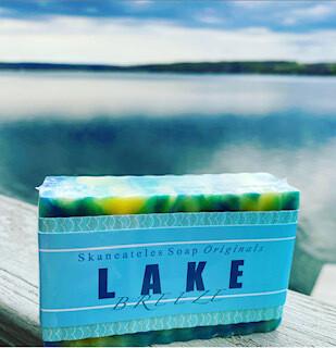 Lake Breeze soap