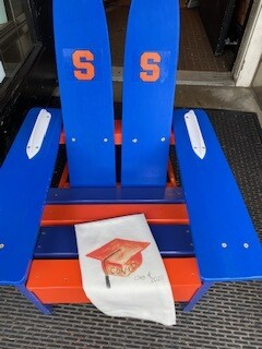 Syracuse University kids waterski chair-sold out