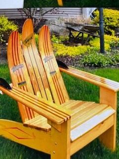 Thompson water-ski chair