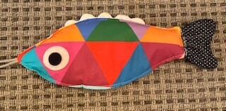 Geo bright little fish-sold out