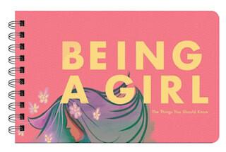 Being a girl wisdom book