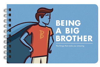 Being a big brother wisdom book