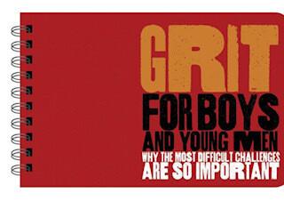 Grit for boys wisdom books