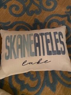 Skaneateles Lake pillow