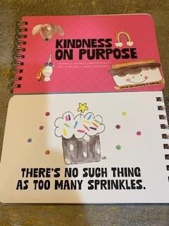 """Kindness on purpose"" wisdom book"