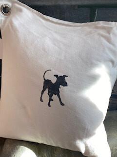little dog pillow