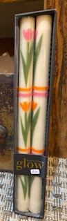 Tulip Tapers-set of 2