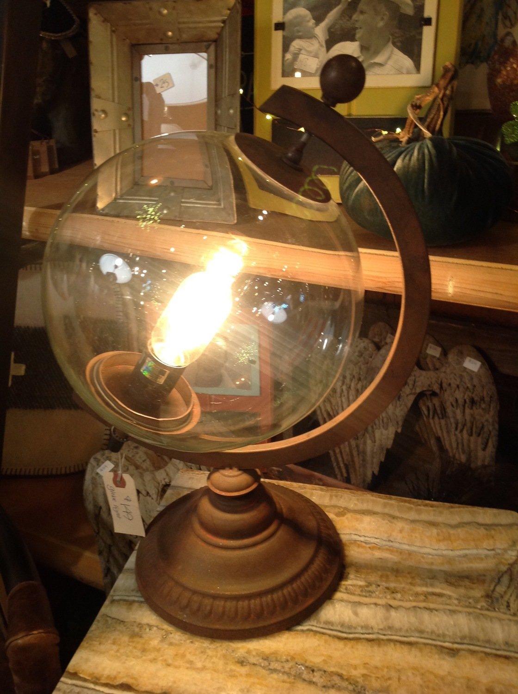 WM-Globe light