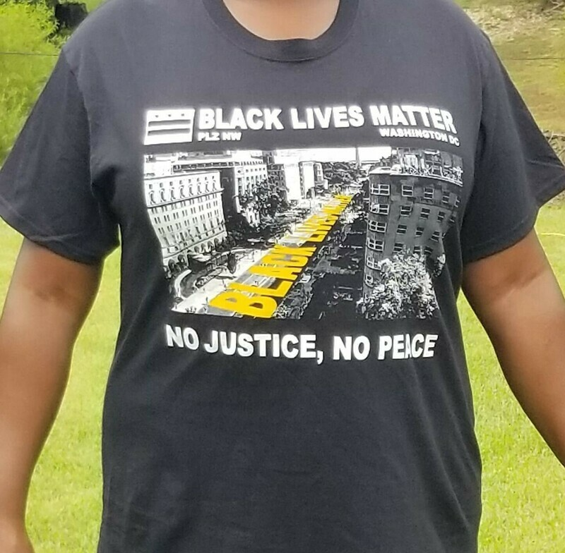 No Justice No Peace T-Shirt