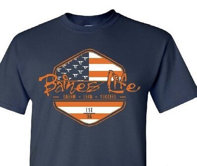 Navy Baines Life Dri-Fit