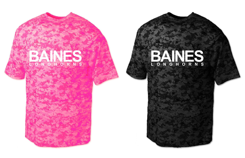 Pink Camo Dri-fit T-shirt