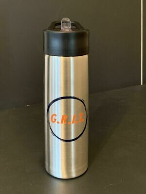 G.R.I.T. Stainless Steel Water Bottle