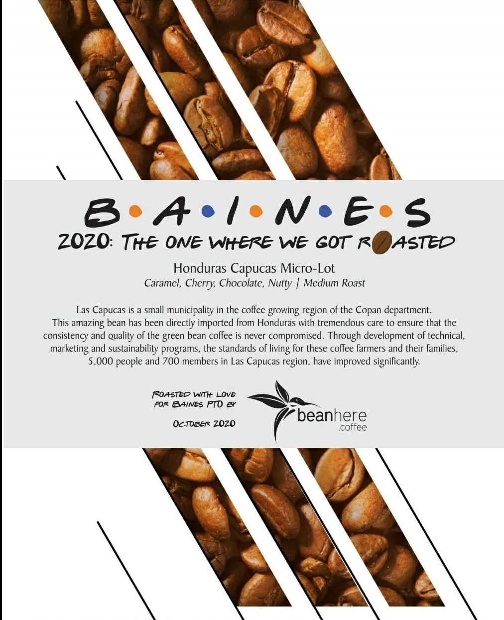 Baines Beans - Regular