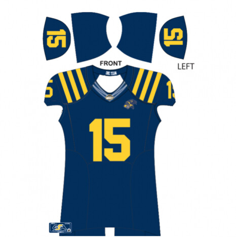 Home Game Day Personalised Jersey