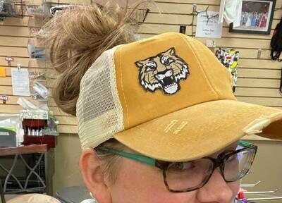 Pony Tail Hat