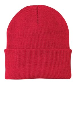 Webo Embroidered Beanie