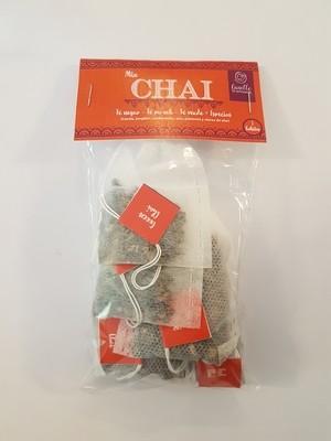Bolsitas de té Mix Chai 5 unidades