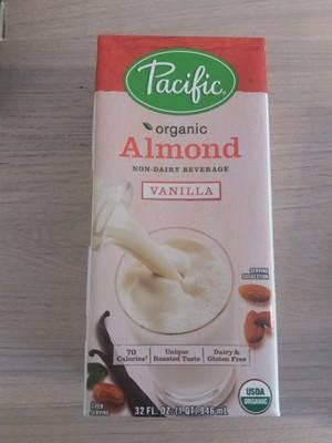 Alimento Líquido de Almendra con Vainilla Organico