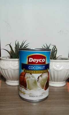 Leche de Coco Deyco