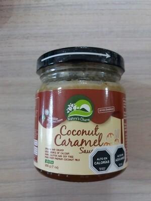Salsa de Coco Sabor Caramelo