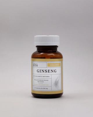 Capsula de Ginseng