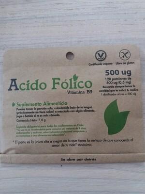 Acido Folico 120 prociones