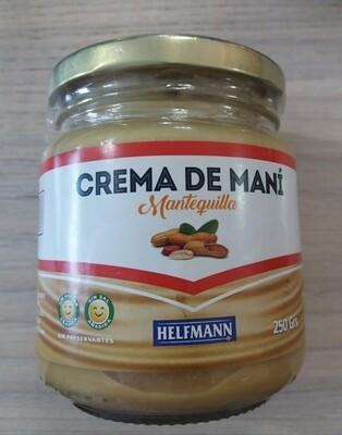 Crema de Maní