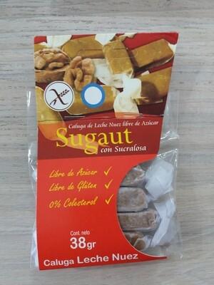 Calugas de Leche Nuez Sin azúcar